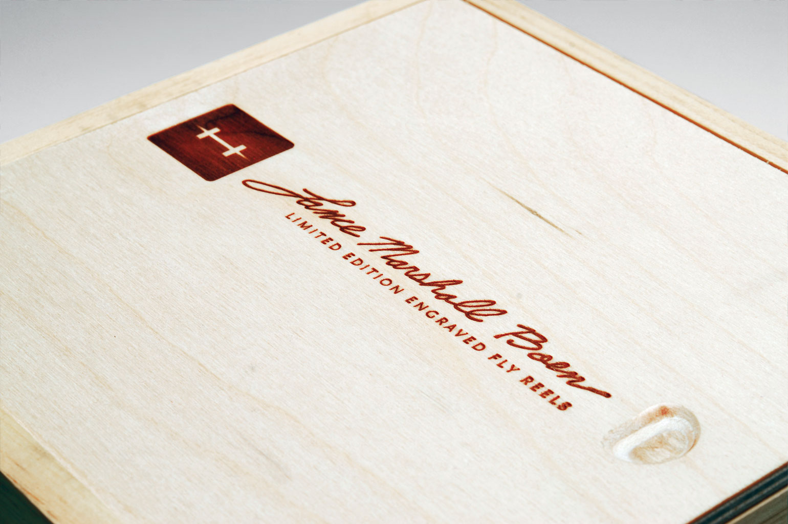 Hatch Reel Wine Box Detail