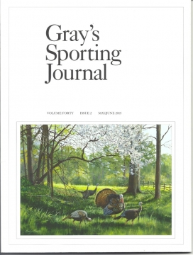 Gray's Sporting Journal Cover