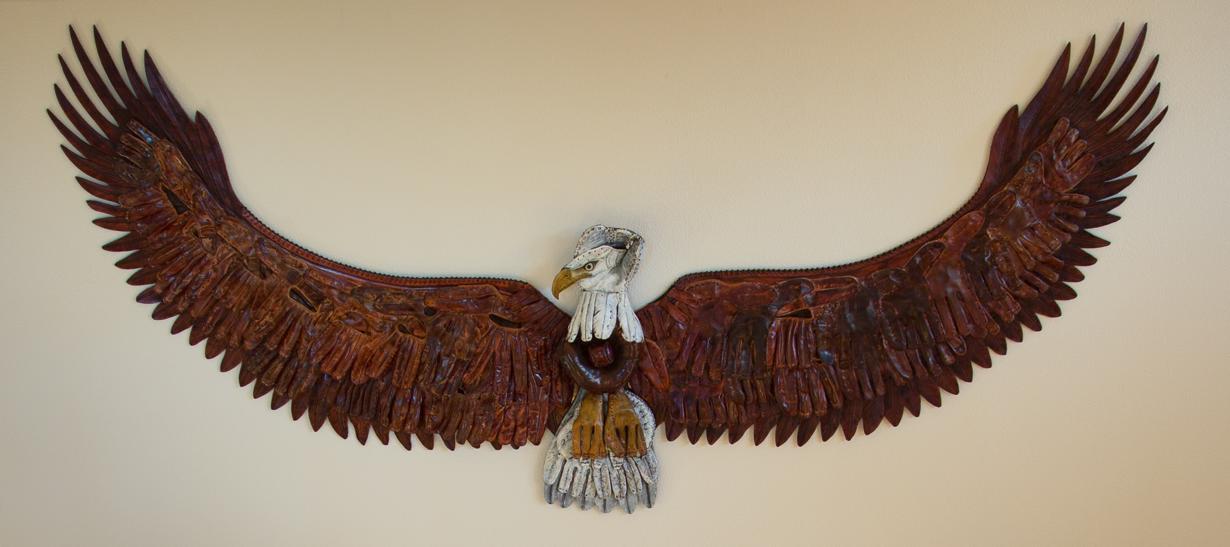 Fly Ball Eagle; The American Sport