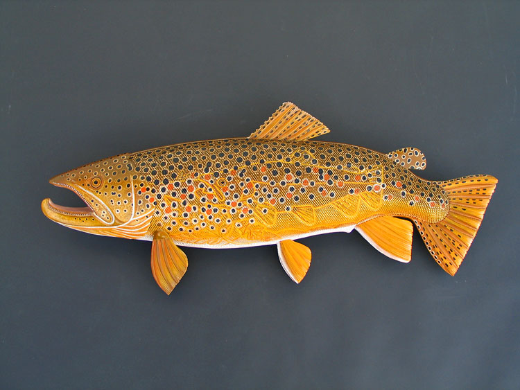 Brown Trout | 36""