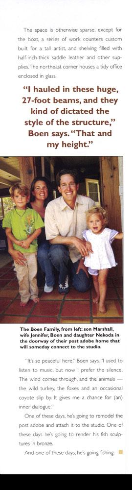 Carmel Magazine, Holiday 2006