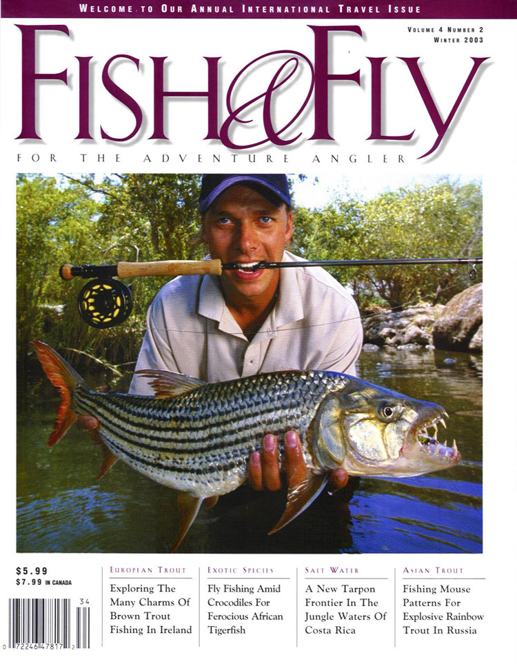 Fish & Fly Winter 2003