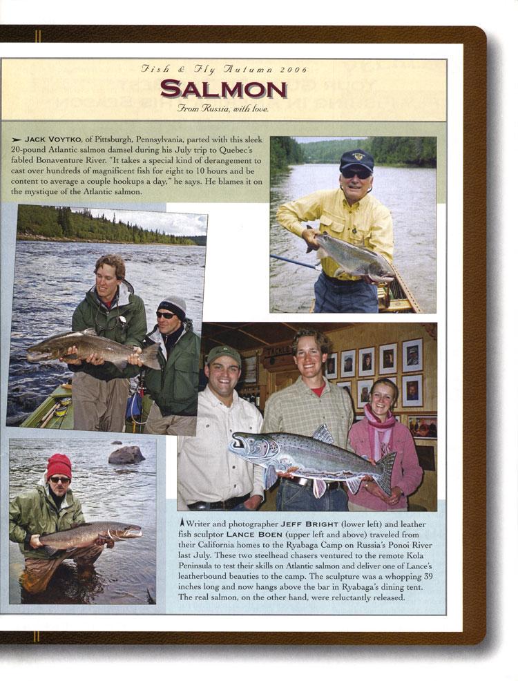 Fish & Fly Magazine, Autumn 2006