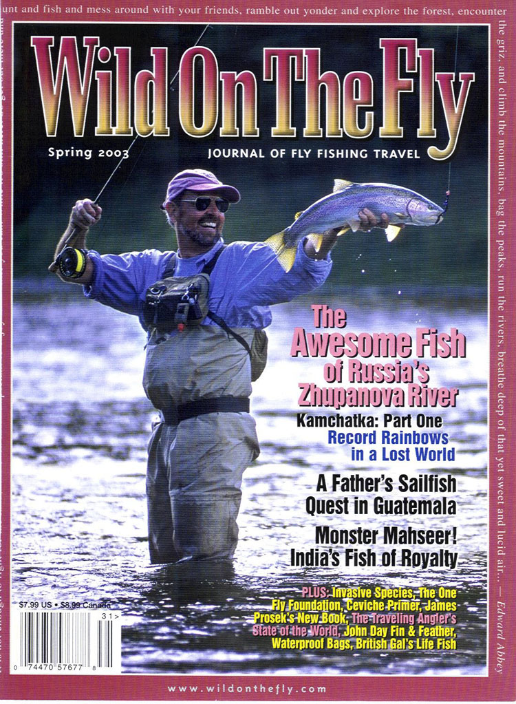 Wild on the Fly